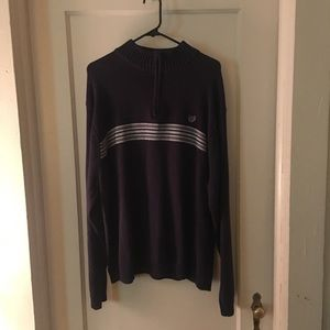 Chaps Sweater MENS XL . Definitely comfortable